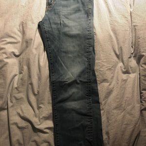Slim fit American eagle jeans
